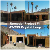 remodel projects